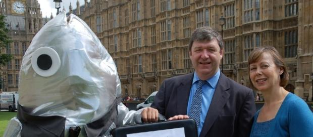 "Alastair Carmichael MP has been accused of ""putting process before dead babies"" (Campaign for Better Transport via Flikr)."