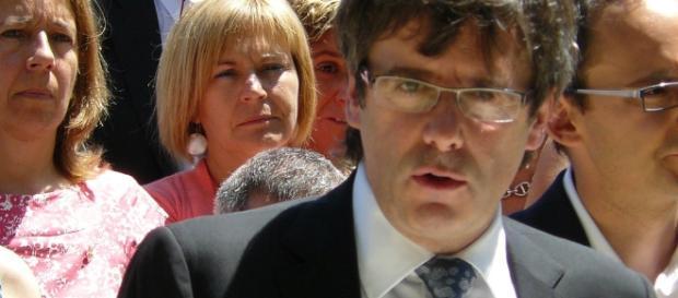 Carles Puigdemont por Convergència Democràtica de Catalunya Seguir/Flickr