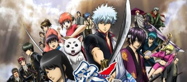 Gintama poster: Image Credit: Net Sama/Flickr
