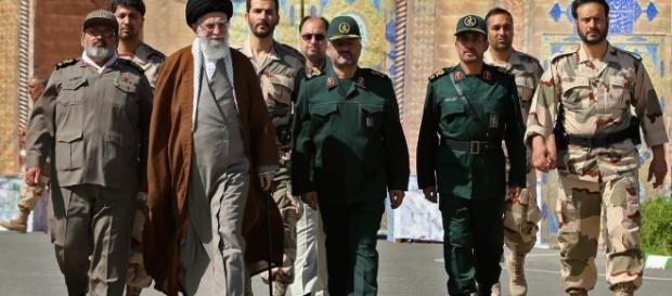 Les ingérences des pasdaran en Syrie est l'un des principaux griefs américains à l'égar de Téhéran