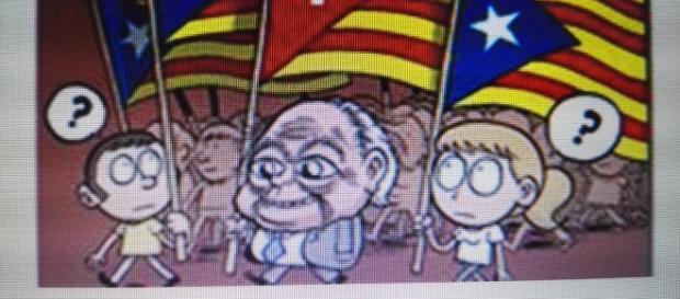 Los precursores del independentismo catalán tenían claro su objetivo y no era el bienestar de los catalanes.