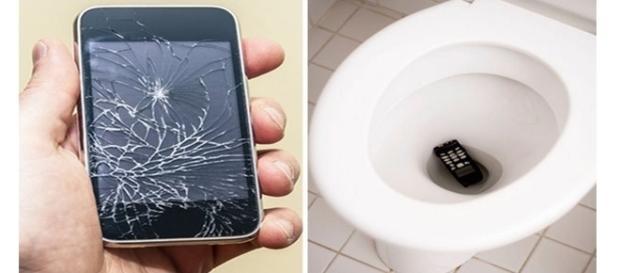 Não transforme seu aparelho em um proliferador de bactérias ( Fotos - Reprodução/Internet )