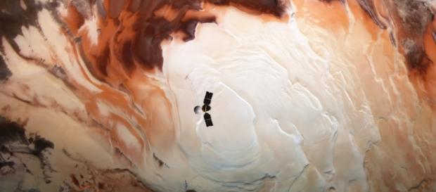 NASA found an evidence of life on the Red Planet [Image via YouTube/ kami]