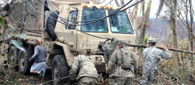 Puerto Rico National Guard (Photo credit: The National Guard, https://flic.kr/p/YEGfYb)
