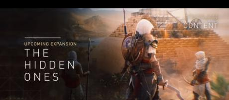 """Details of the free content and Season Pass for """"Assassin's Creed Origins"""" were recently revealed. [Image Credits: Ubisoft US/YouTube]"""