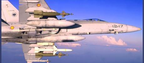 Fotografías cedidas por el Coronel José Francisco Terol Albert del Ejército del Aire Ministerio de Defensa España/Flickr