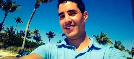Mohamed Jbali from a social network post