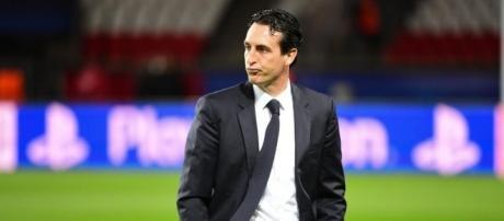 Unai Emery, l'entraîneur du PSG, taclé pour ses méthodes - foot01.com