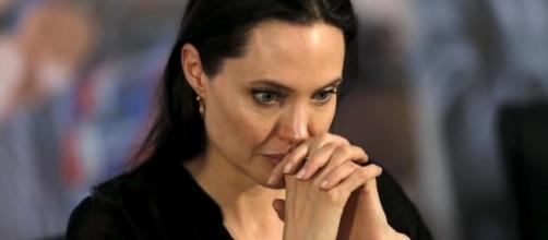 Angelina Jolie foi uma das vítimas
