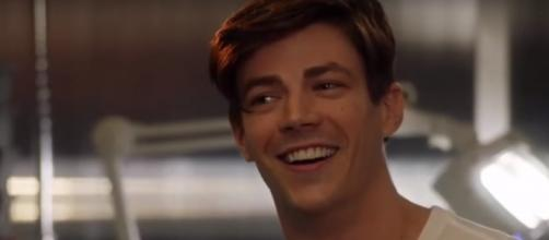 """Barry is back to his happy self in """"The Flash"""" Season 4. (Photo: League of Heroes/YouTube)"""