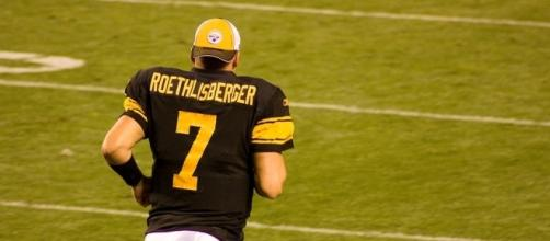 Ben Roethlisberger threw five interceptions in their 30-9 loss to Jaguars -- [Image by Andy/WikiCommons]