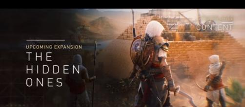 "Details of the free content and Season Pass for ""Assassin's Creed Origins"" were recently revealed. [Image Credits: Ubisoft US/YouTube]"