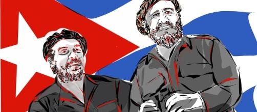 Fidel Castro and Che.One faced 8 assassination attempts and one kill. Image - CCO Public domain | Pixabay