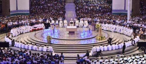 Santuário Nacional celebra jubileu de Nossa Senhora Aparecida com celebrações especiais