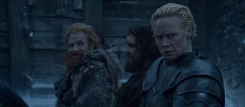 'Game of Thrones' Season 8: Tormund set for possible reunion with Brienne - [Image Credit: HBO/YouTube]