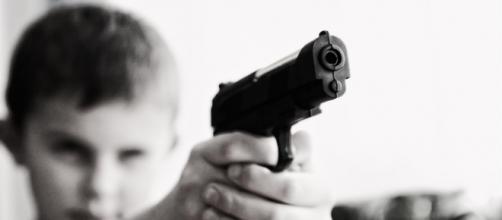 Guns on campus (Image Credit: Publicdomainimages.net)