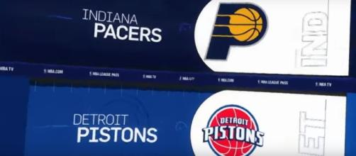 Indiana Pacers vs Detroit Pistons on 2017 NBA Pre-Season - Highlights [Image Credit: AllStar Channel/YouTube]