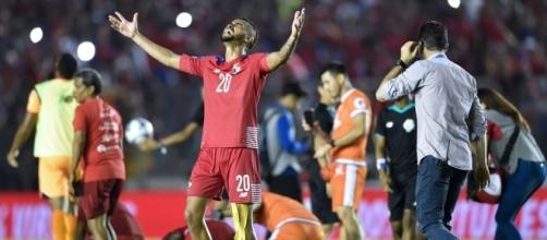 La gioia incontenibile dei giocatori di Panama, ai Mondiali per la prima volta nella storia