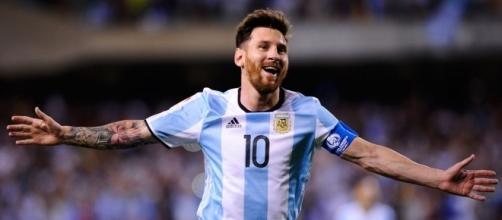 Leo Messi, protagonista assoluto della vittoria dell'Argentina in Ecuador