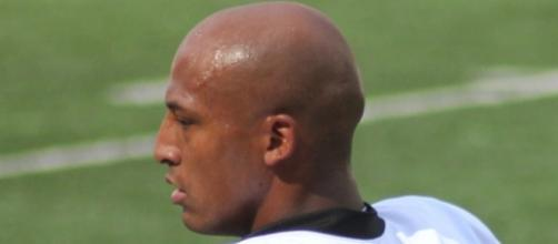 Leon Hall, Bengals training camp 2012 [Image by Navin75|Wikimedia Commons| Cropped | CC BY-SA 2.0 ]