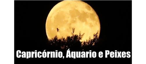Lua entra em Capricórnio as 21h13 do dia 24 de outubro