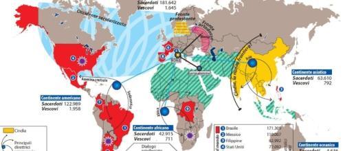 L'umanità è partita dall'Africa per espandarsi nel mondo