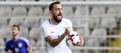 Mitroglou envoie la Grèce en barrage de la Coupe du Mondfe 2018 - Football - eurosport.fr