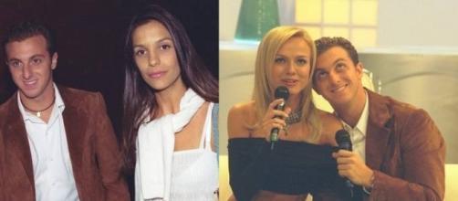 Namoradas famosas de Luciano Huck: Ivete Sangalo, Eliana e Angélica