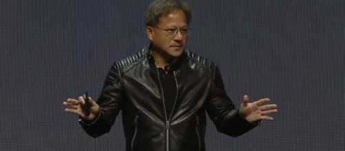 NVIDIA founder and CEO Jensen Huang (via YouTube - iGadgetPro)