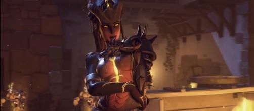 Overwatch Blizzard Entertainment Halloween Terror (IGN/YouTube)