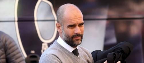 Pep Guardiola wins Manager of the Month
