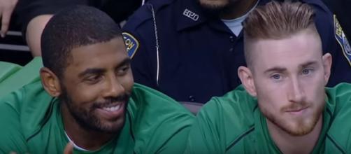 Philadelphia 76ers vs Boston Celtics for 2017 NBA Pre-Season [Image Credit: AllStar Channel/YouTube]