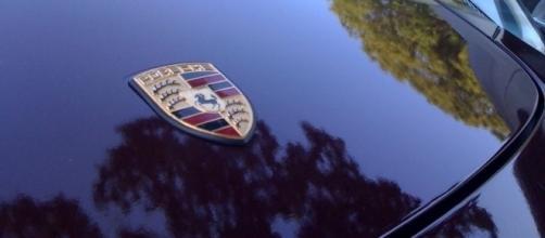 Porsche brand crest (Image credit: Porsche Perfect/Flickr)