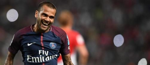 PSG star Dani Alves could miss clash with Toulouse after his aunt ... - thesun.co.uk