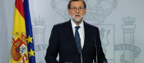 Rajoy da el primer paso para aplicar el artículo 155 en Cataluña - lavozdegalicia.es