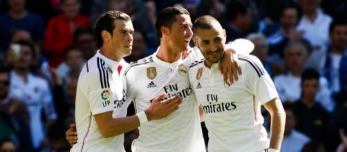 Real : Cristiano Ronaldo n'a pas besoin de Benzema ni de Bale ... - foot01.com