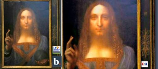 Salvatore Mundi Leonardo da Vinci en subasta