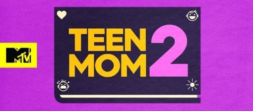 Teen Mom 2 logo. (Image via YouTube/MTV)