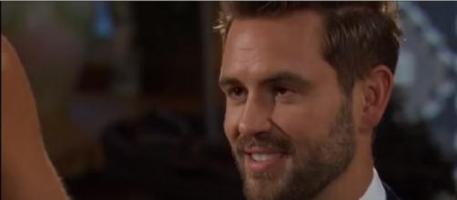 The Bachelor Nick Viall. (Image via YouTube screengrab/ABC)