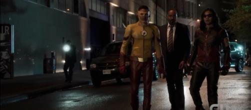 'The Flash' season 4 trailer; (Image Credit: The CW / Youtube)