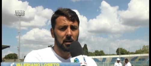 Valeriano Loseto, tecnico della Fidelis Andria