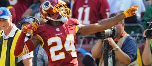 Washington Redskins looking for someone to step up to replace Josh Norman [NFL / YouTube screencap]