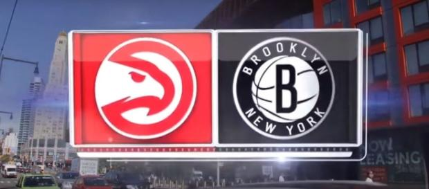 Atlanta Hawks vs Brooklyn Nets at Barclays Center, Brooklyn. [Image Credit: Ximo Pierto Official/YouTube]