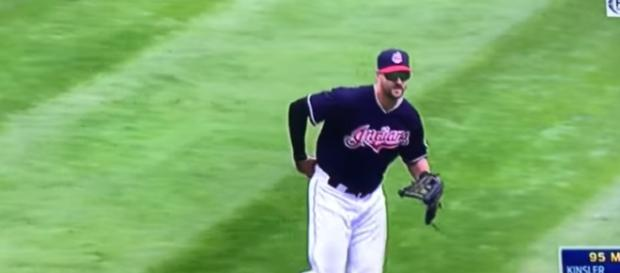 Cleveland Indians final pitch for 21-0 vs Detroit Tigers (history) -Image RayRayFilms   YouTube