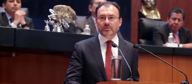 Comparecencia del Secretario de Relaciones Exteriores, Luis Videgaray Caso.