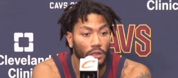 Derrick Rose averaged 18.0 points, 3.8 rebounds and 4.4 assists in 64 games with Knicks last season -- cleveland.com via YouTube