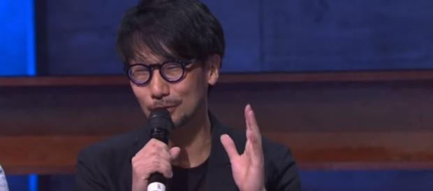 Hideo Kojima drops an exciting development update on his next title, 'Death Stranding.' (Image Credit: gameslice/YouTube)