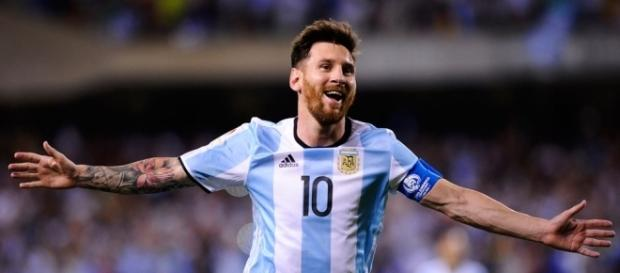 Messi está garantido na Copa do Mundo 2018