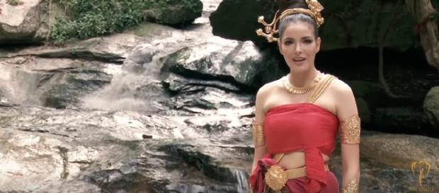 Miss Thailand, Image Credit: Miss Earth / YouTube