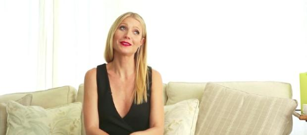 Paltrow told New York Times about an encounter with Weinstein at the start of her career. [Image Credit: COVETEUR/YouTube]